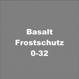 Basalt-Frostschutz 0-32