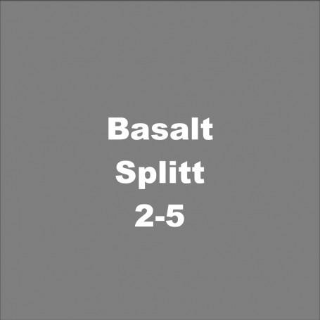 Basalt-Splitt 2-5