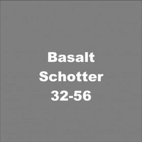 Basalt-Schotter 32-56