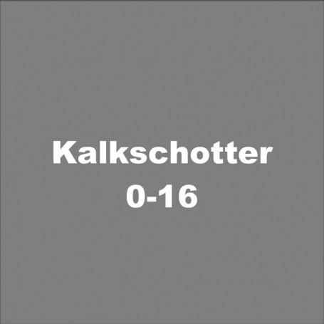 Kalkschotter 0-16