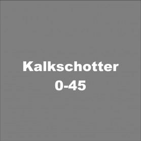 Kalkschotter 0-45
