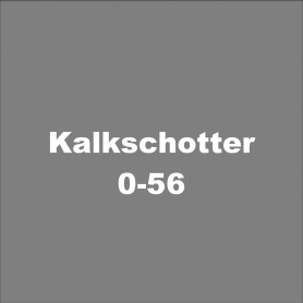 Kalkschotter 0-56