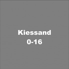 Kiessand 0-16