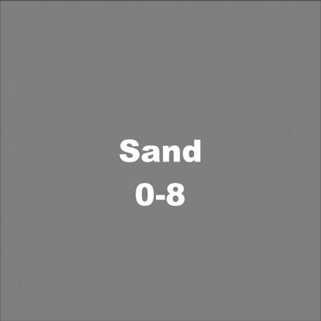Sand 0-8