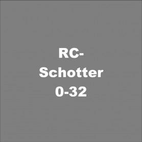 RC-Schotter 0-32