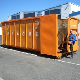 30 cbm Abrollcontainer für (Schrott)