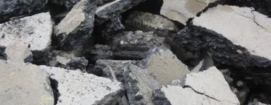 Asphalt teerfrei bis 60 cm (AVV 170302)