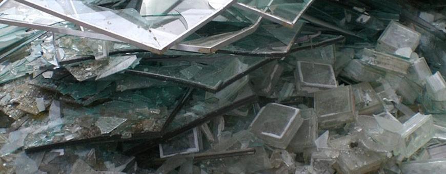Glas / Glasbausteine (AVV 170202)