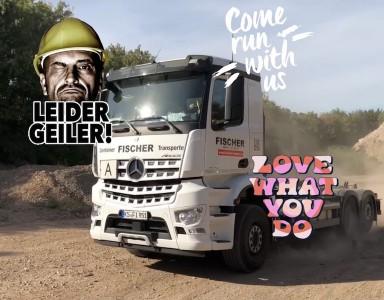 Wir suchen motivierte Kraftfahrer / Kraftfahrerinnen