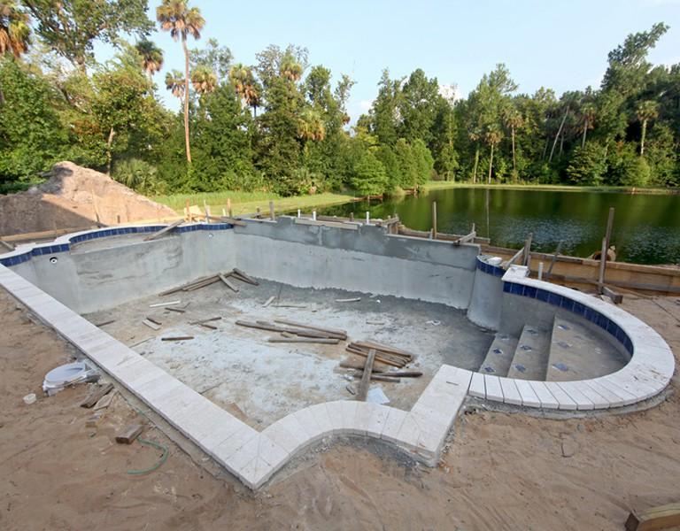 Sie planen einen Pool im Garten