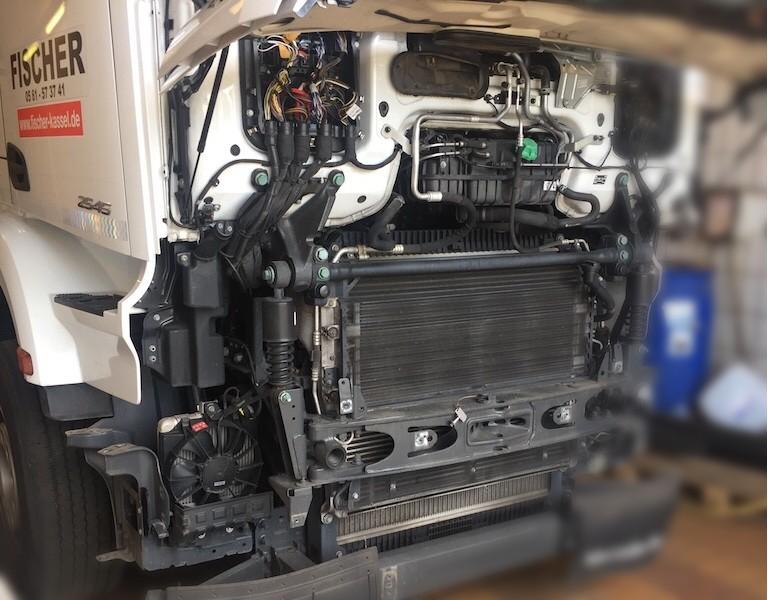Wir suchen eine/n motivierte/n Kraftfahrzeugmechatroniker/in - Nutzfahrzeugtechnik